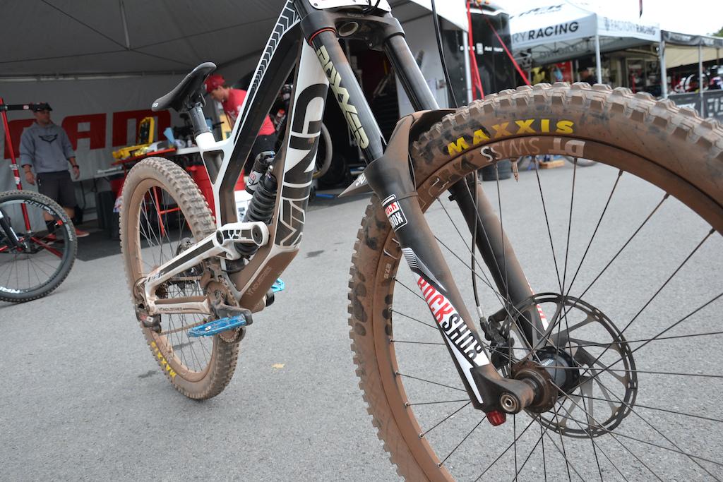 Missy Giove's Bike