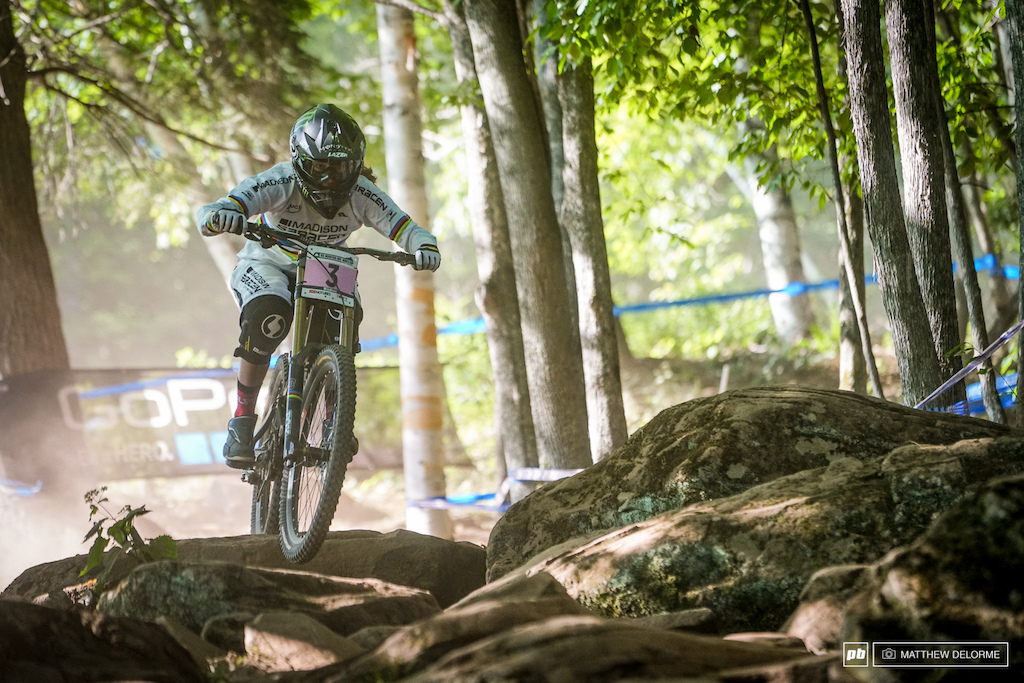 Manon Carpenter is picking up momentum and finding her flow. She took another second place finish today.