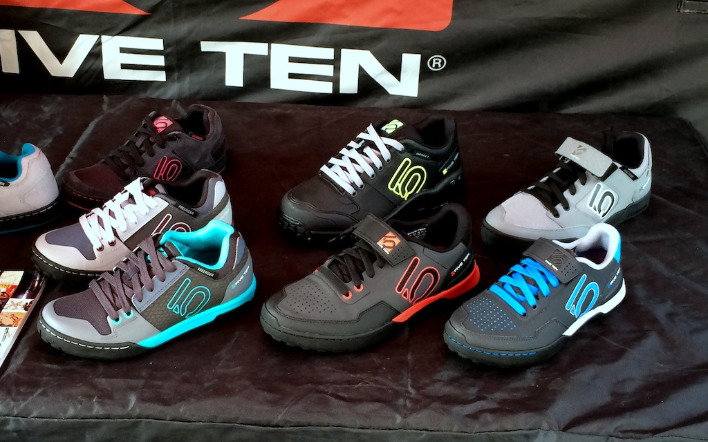 New 5 10 Five Ten shoes and colourways
