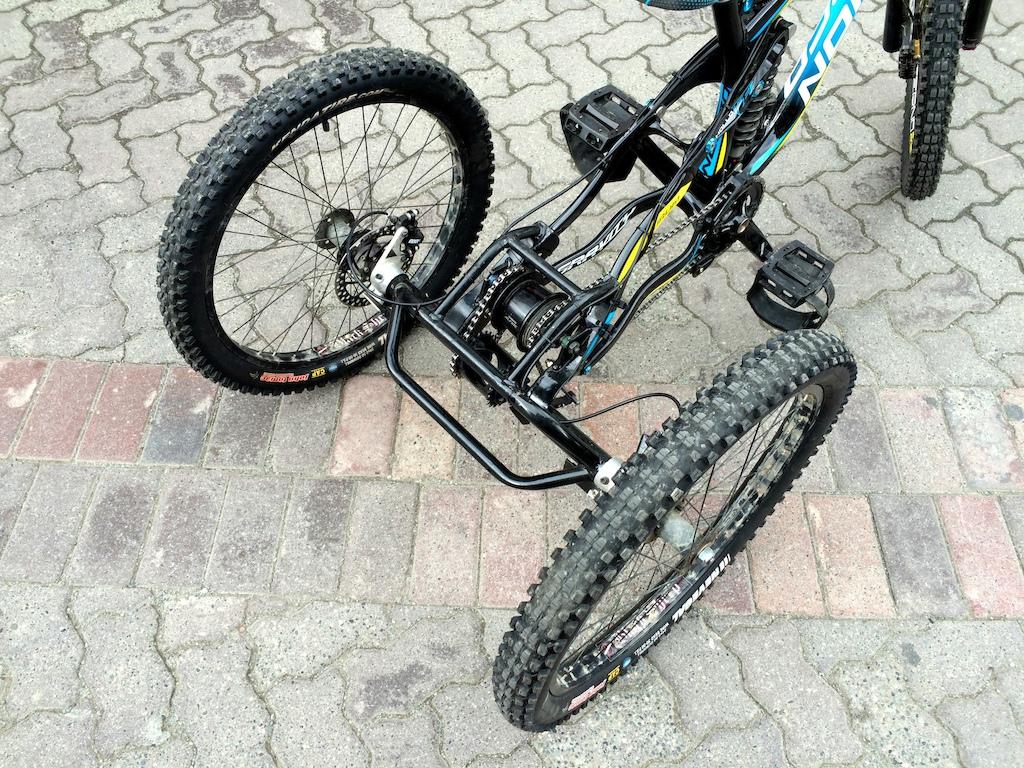 Norco Aurum Trike