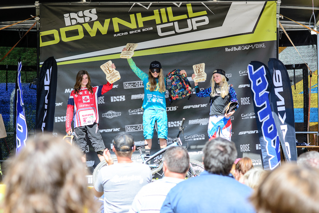 The iXS Int. Rookies Championship during the Kona International Rookies Games in Tyrol Austria on August 9 2015. Free image for editorial usage only Photo by Felix Oesterle