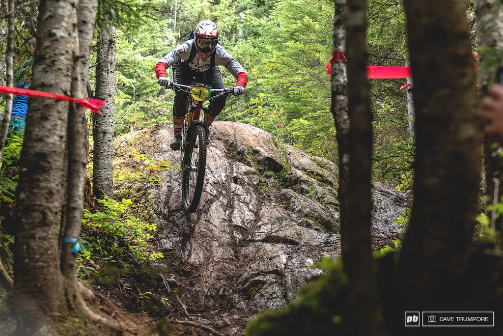 Another EWS and another dominant performance from Tracy Moseley.