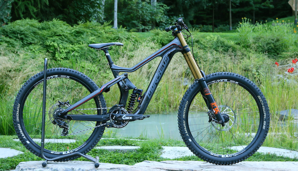 Morpheus Conspiracy DH bike
