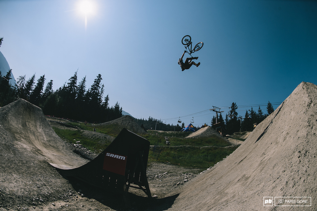 Brett Rheeder flip whip
