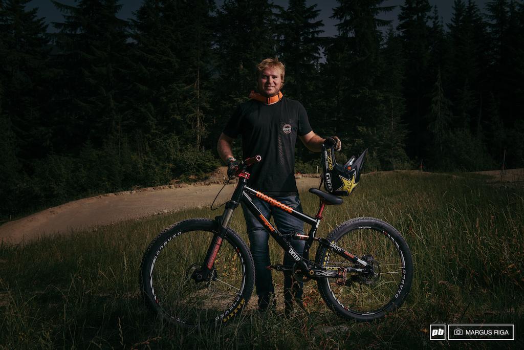 19 Slopestyle Bikes - Crankworx Whistler 2015