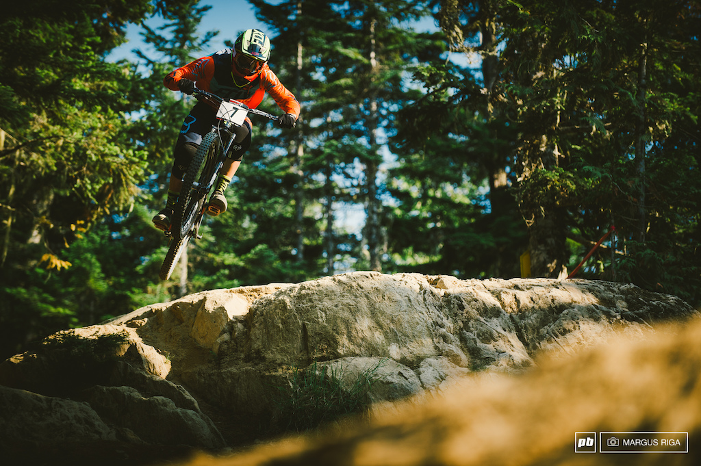 Mark Wallace on point for future DH domination.