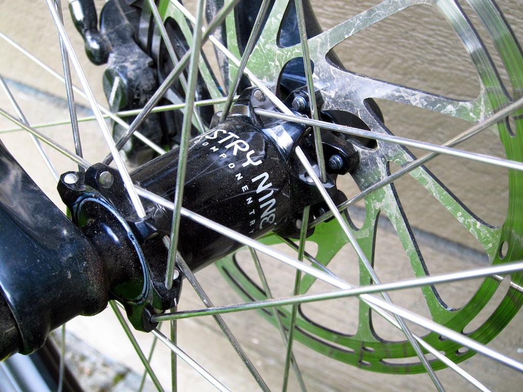 Industry Nine Trail S wheels 2015