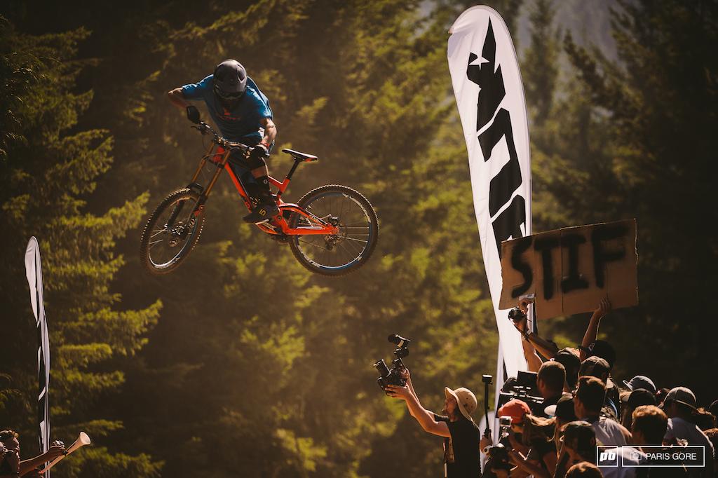 Whip Off World Champs - Crankworx Whistler 2015 images