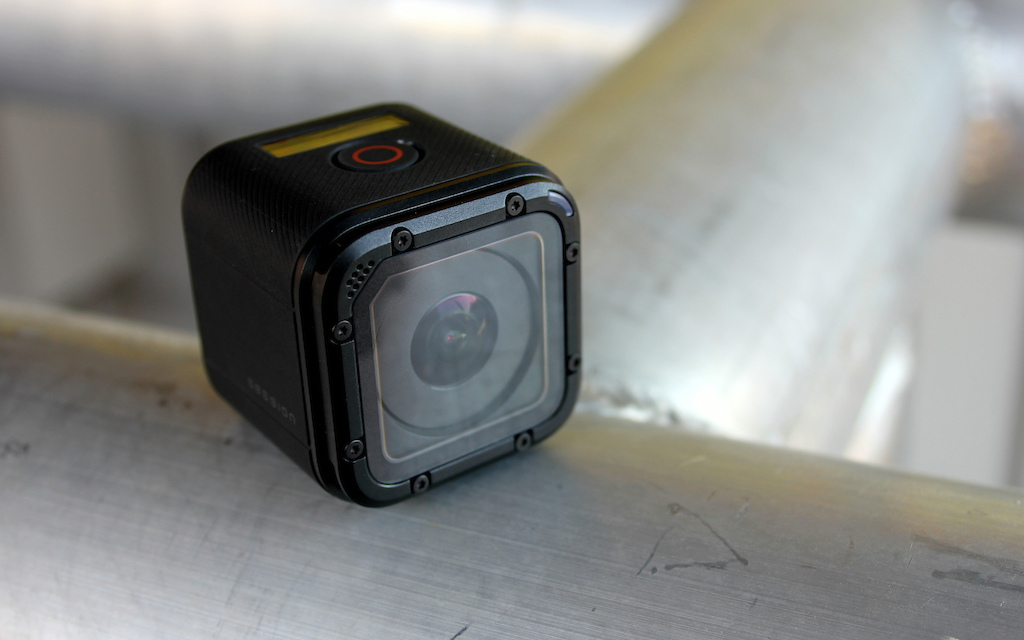 GoPro Session camera