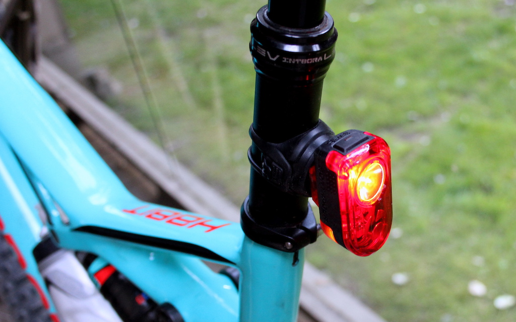 Bontrager Flare R Tail Light