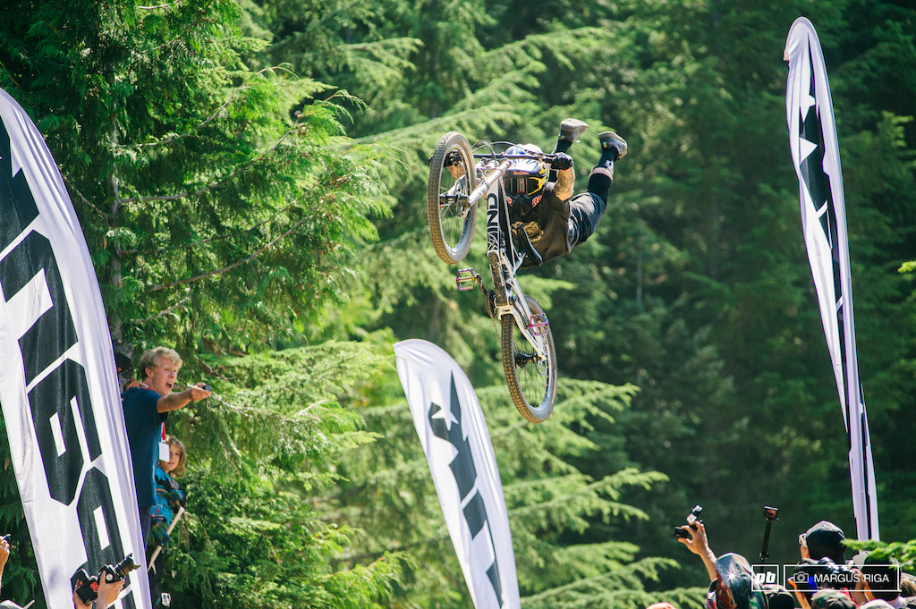 Photo Epic Official Whip-Off World Championships presented by Spank - Crankworx Whistler 2015