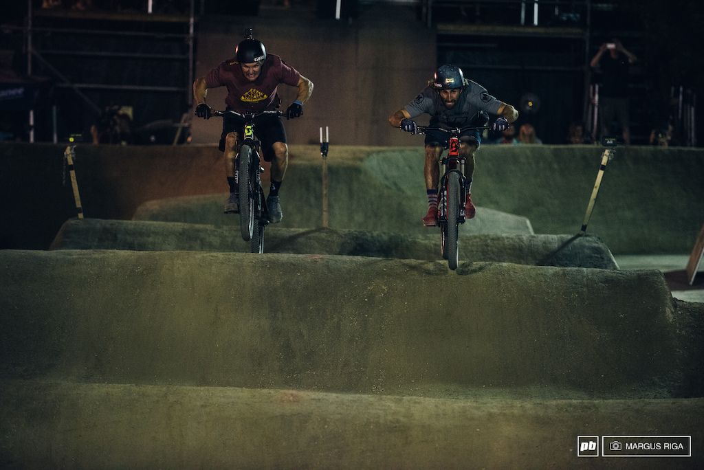 The Ultimate Pump Track Challenge presented by RockShox