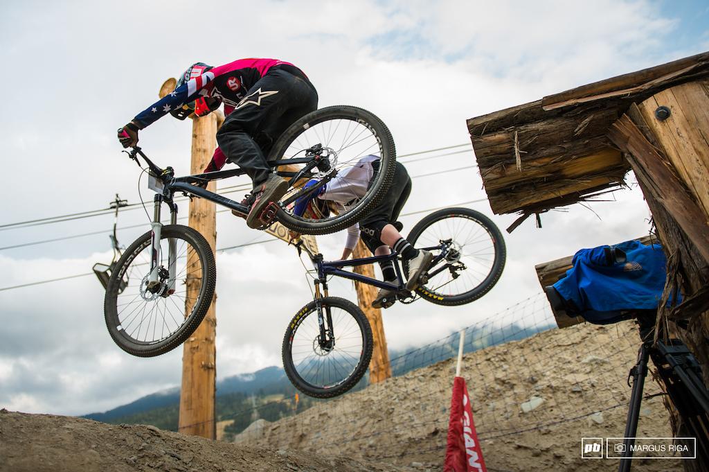 2015 Giant Dual Slalom images.