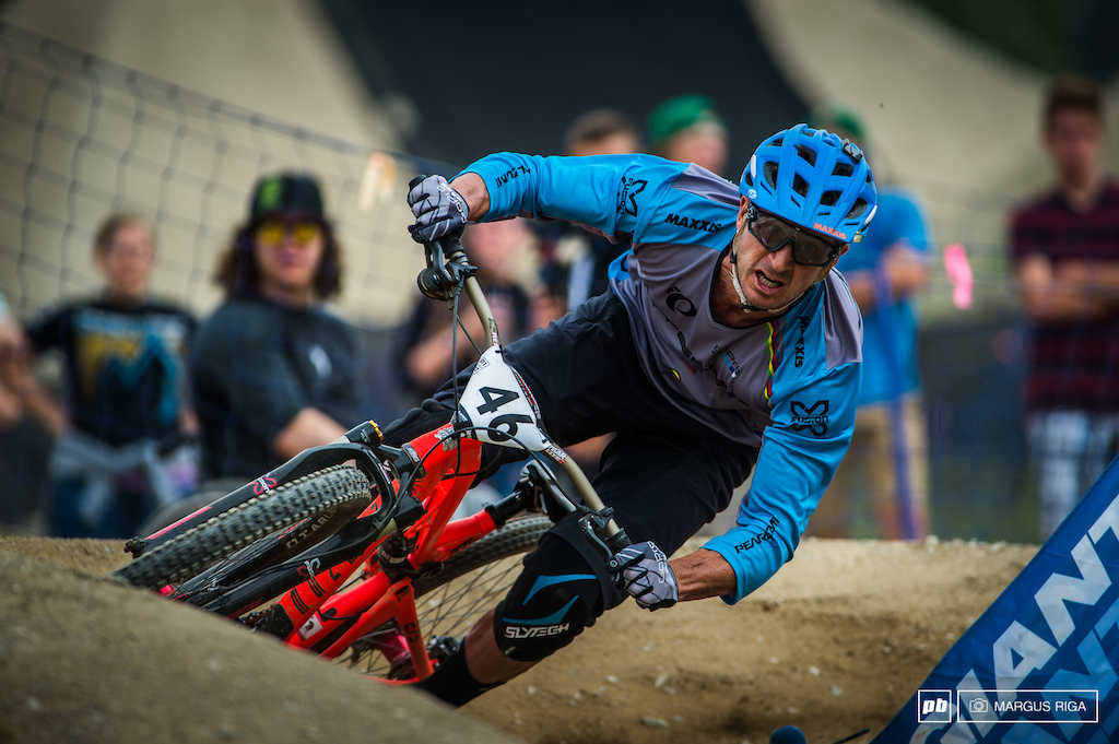 Brian Lopes knows a thing or two about racing dual slalom. He's been crushing it since before most of the other racers got their training wheels off, but with a stacked field of young guns, he would have to settle for ????.