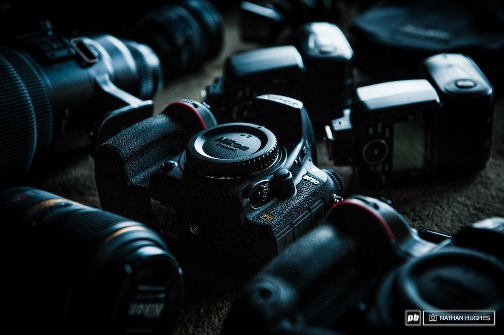 Camera Bag check...