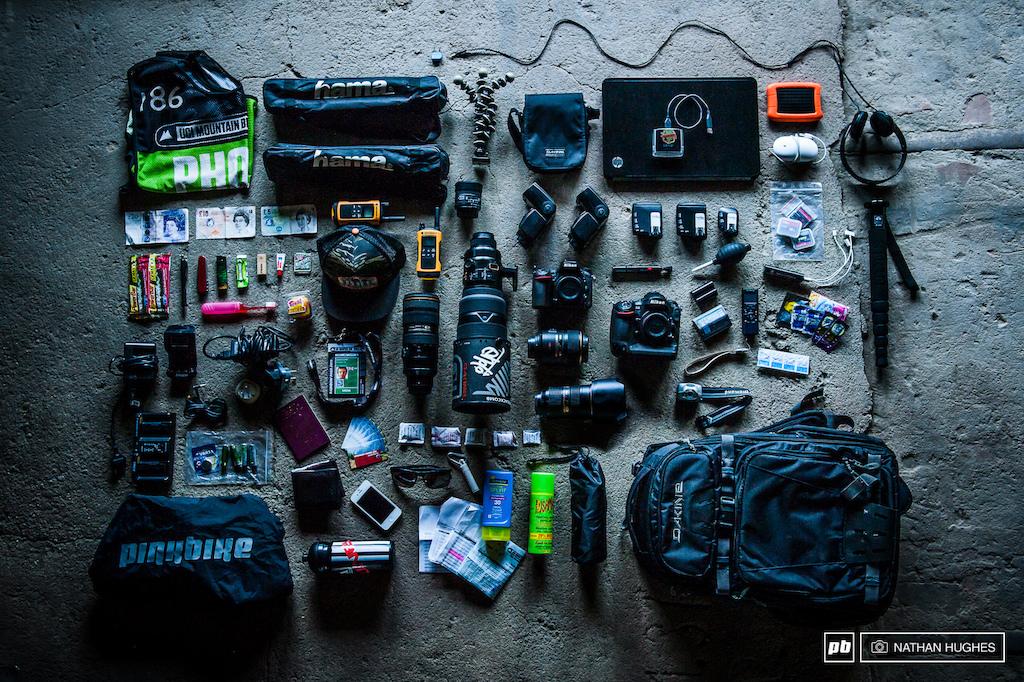 Camera Bag Check