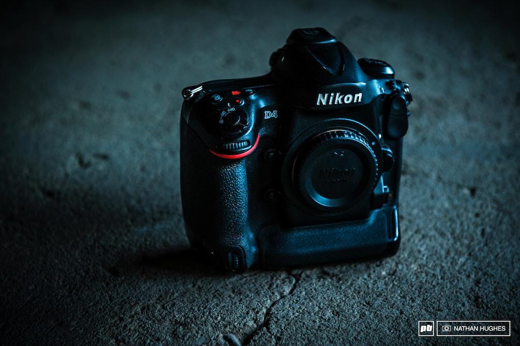 Bag Check - Nikon D4