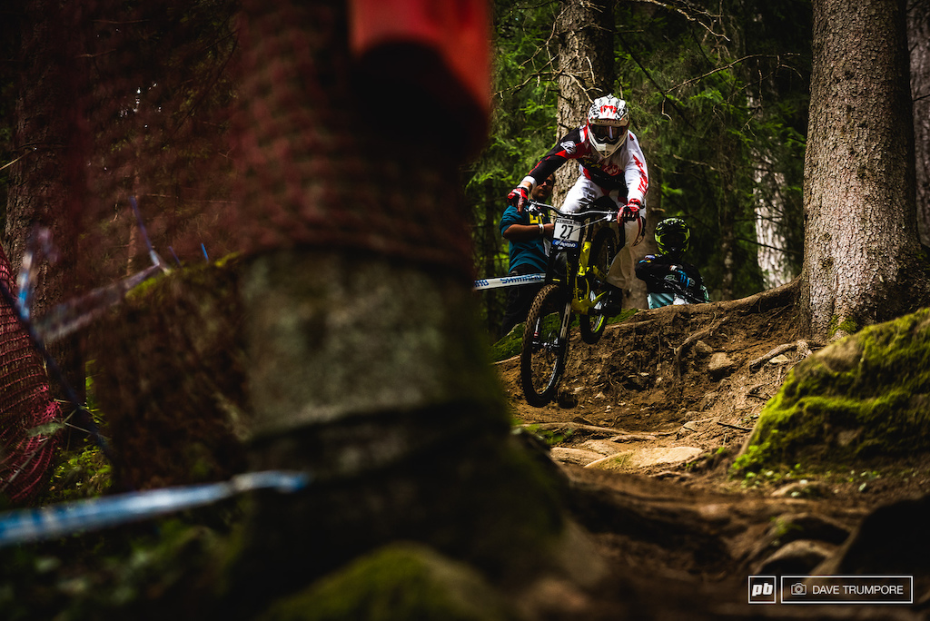 Photo Epic Back To The Roots Val Di Sole Wc Practice