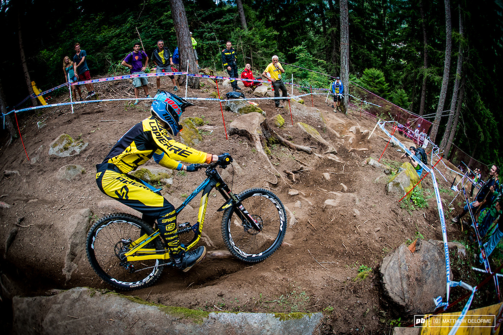 Loris Vergier was on a cruiser in qualification today. Given how he has looked in practice, he could do well tomorrow. On a track like this it is best to keep it tidy until race day.