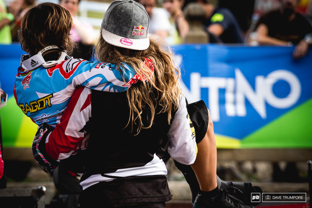 Though bittersweet this moment was perhaps the perfect ending to the career of Emmeline Ragot carried off stage by her biggest rival of the past decade. The level at the top end of the women s field is so high right now entirely because of these two.