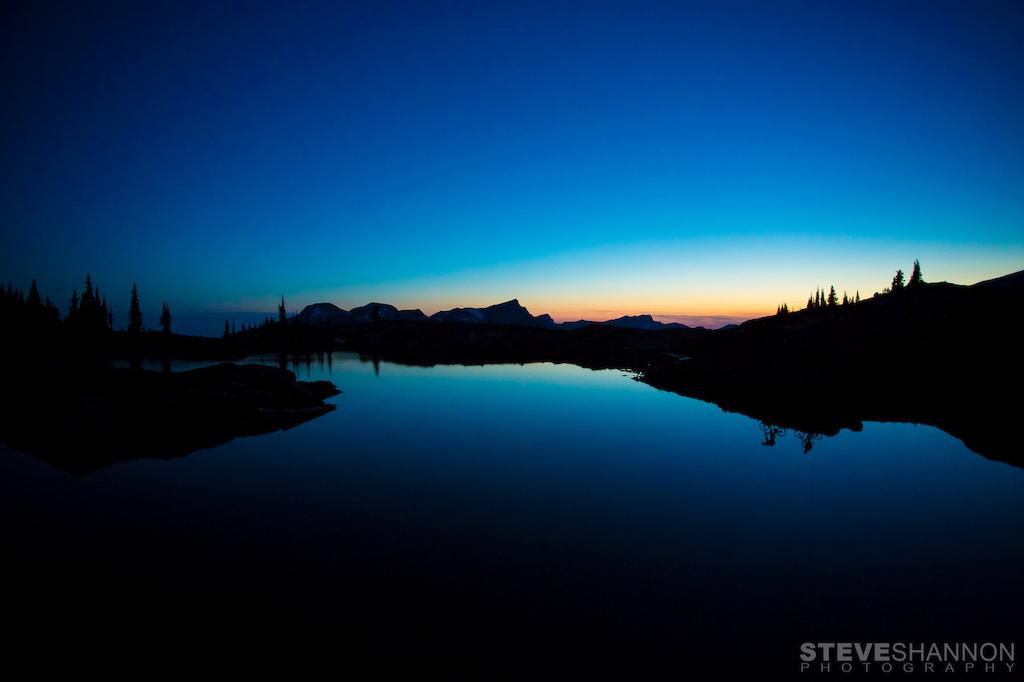 Sol Lake reflection