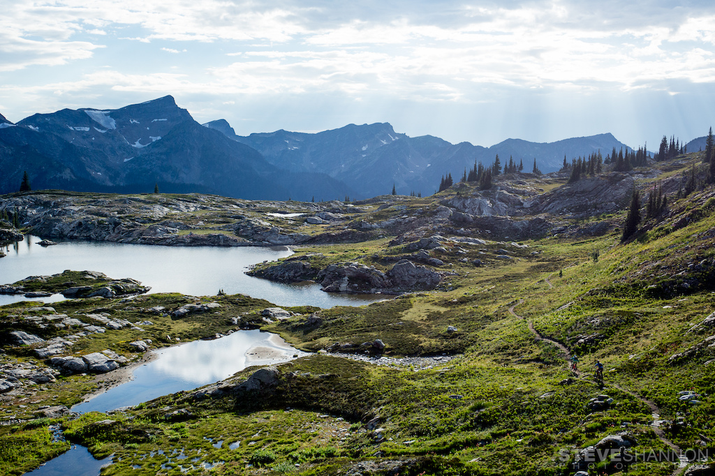 Trail Update: Monashee Provincial Park - New Alpine Singletrack