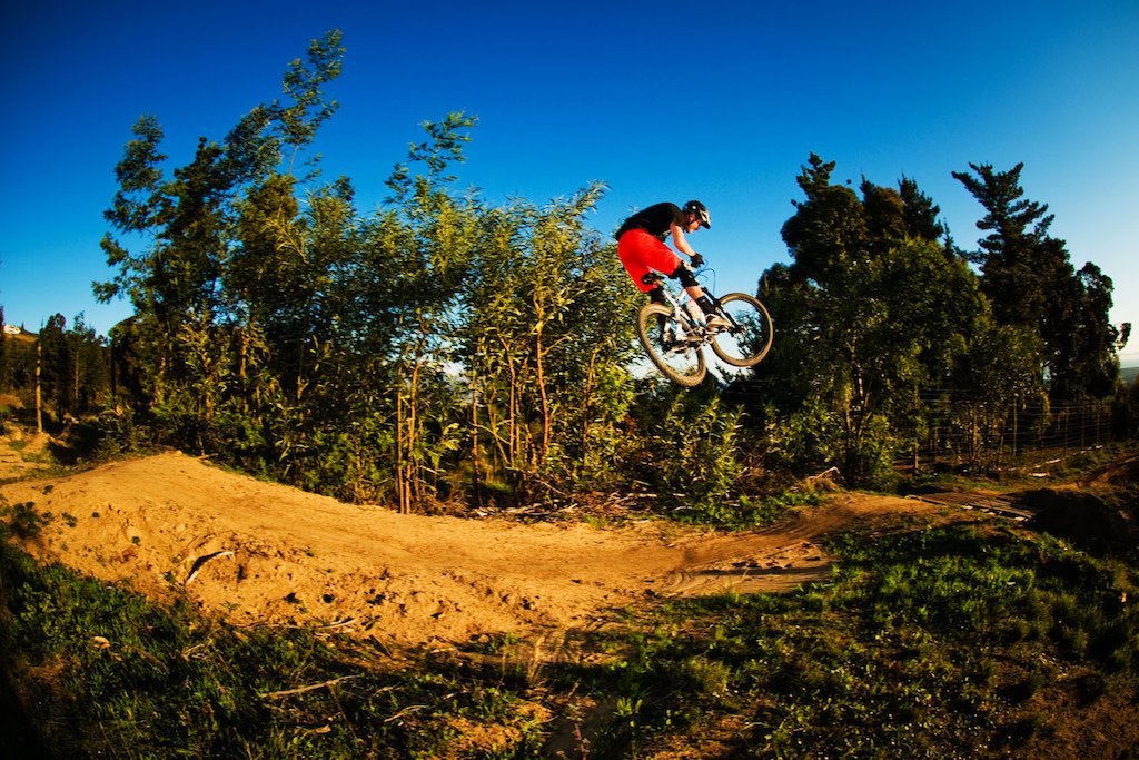 A Day on the Trails with Adi and Andre