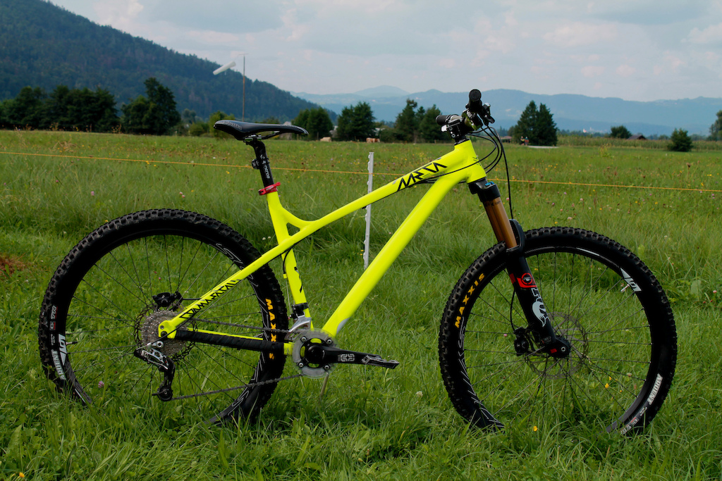 2014 Commencal Meta HT, large, as new!