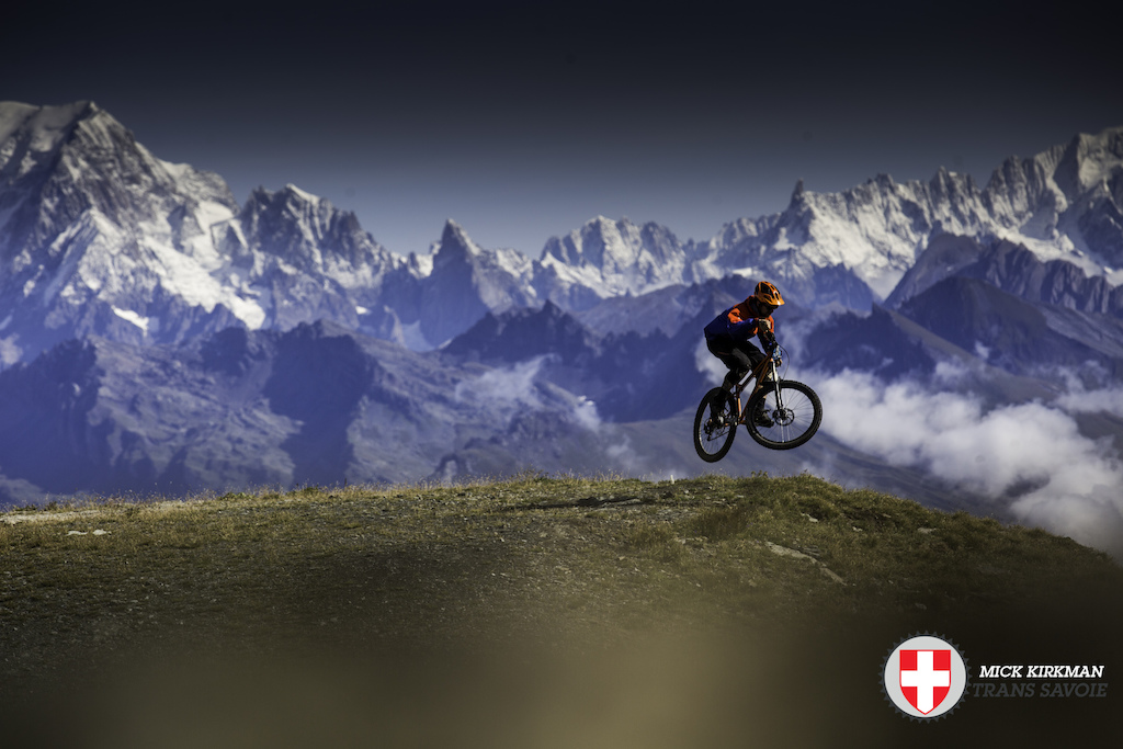 Trans-Savoie 2015 - Day Three Race Action