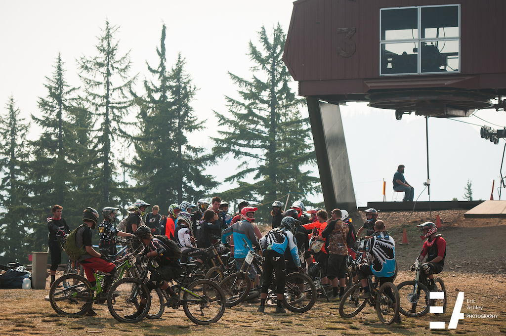 2015 NW Cup Round 6 at Silver Mountain Kellogg ID.