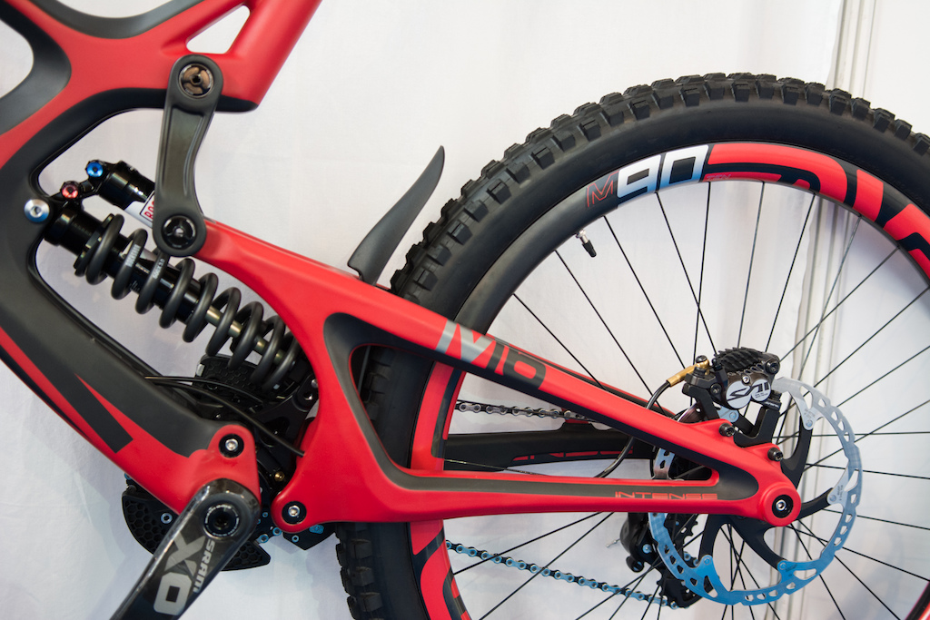 e74dfce609b First Look: Intense M16 Carbon - Eurobike 2015 - Pinkbike