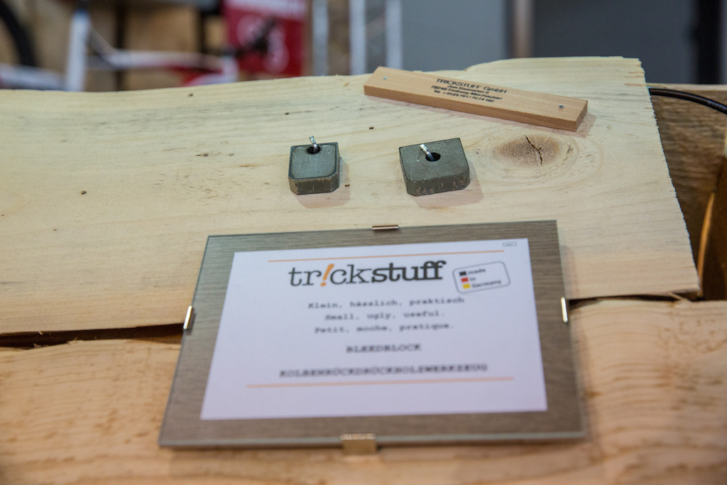Trickstuff Parts