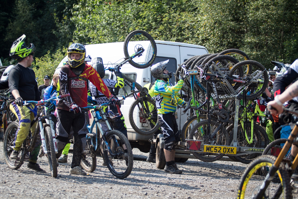 Bell Ride Free – Hamsterley Forest