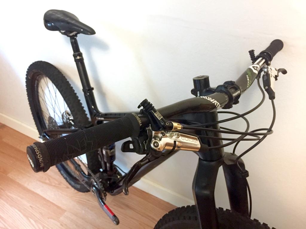 2014 Trek Fuel EX