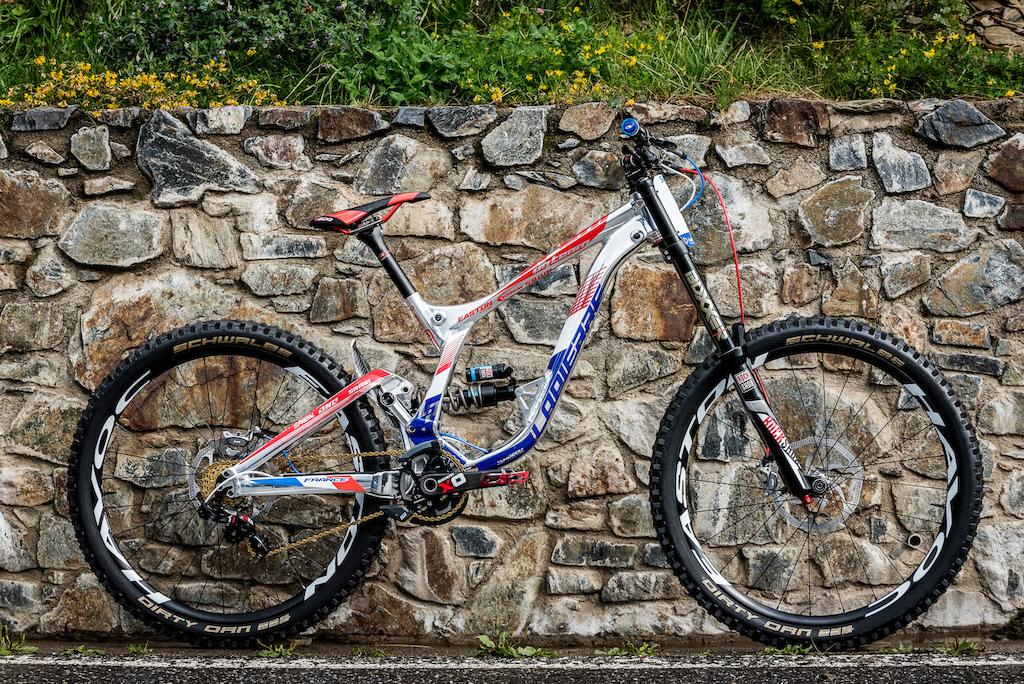 Lapierre World's Bikes  Photo by Dave Trumpore