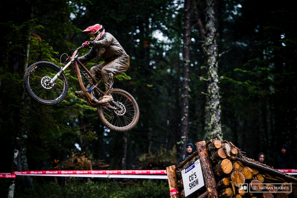 Will we see another strong result from Katy Curd after her Fort William podium in the mud