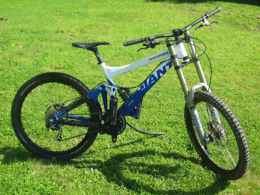 2008 Giant Glory DH8.8
