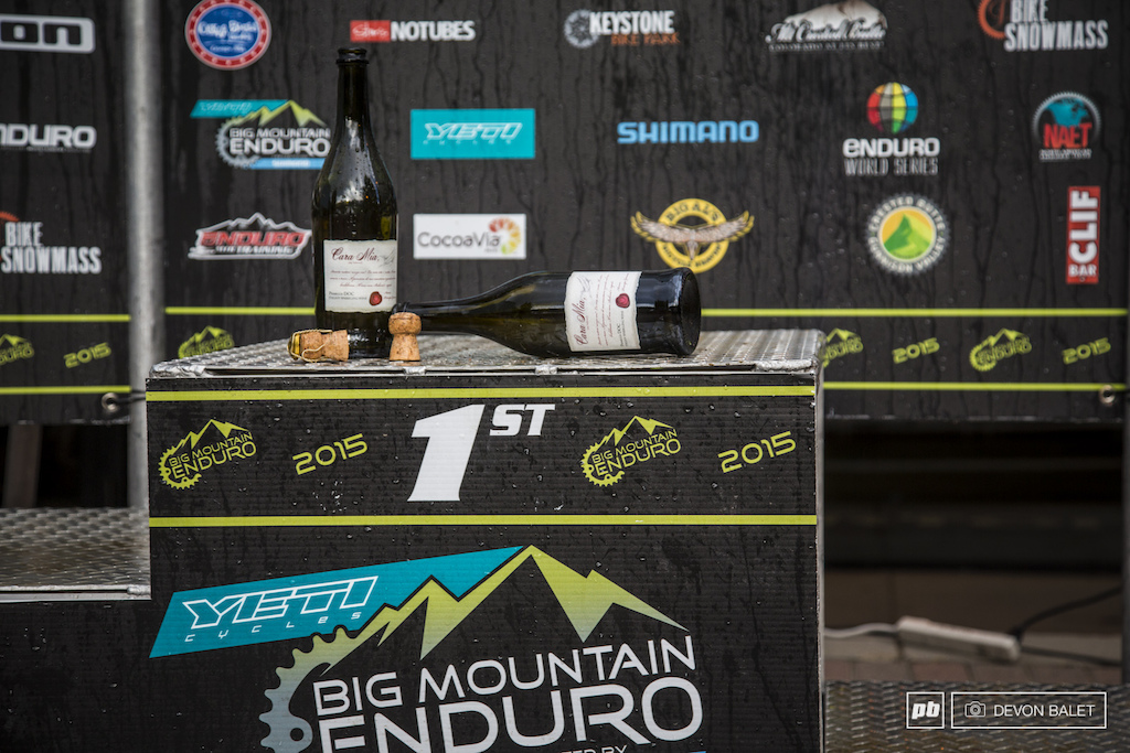 Another year of Big Mountain Enduro racing is in the books. A big thank you to everyone with the BME putting together great weekends of racing bikes
