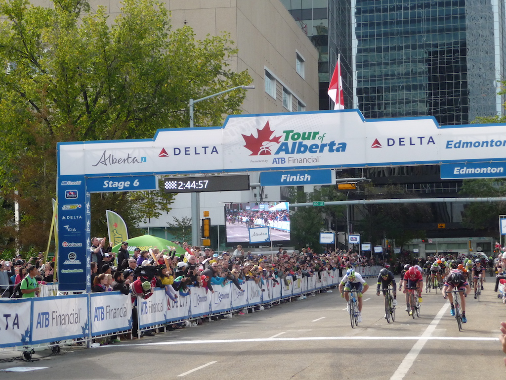 Awesome Labor Day!  Happy it stayed dry for the riders.  Looking forward to next year already.  #ilovemyjob