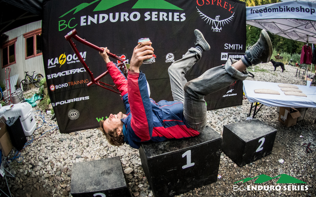 BC Enduro KR Enduro Finale - Retallack BC