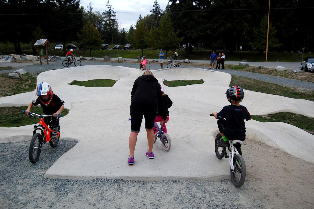 Cam s Jam at The Powell River Bike amp Skate Park image.