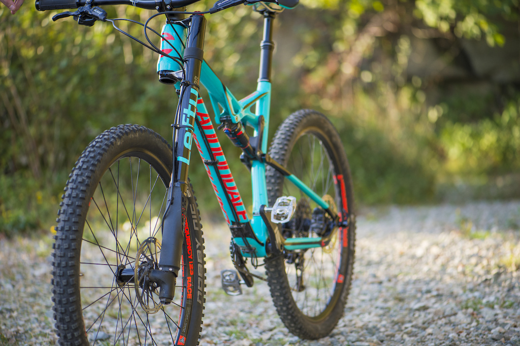 Cannondale Habit Carbon SE review test 