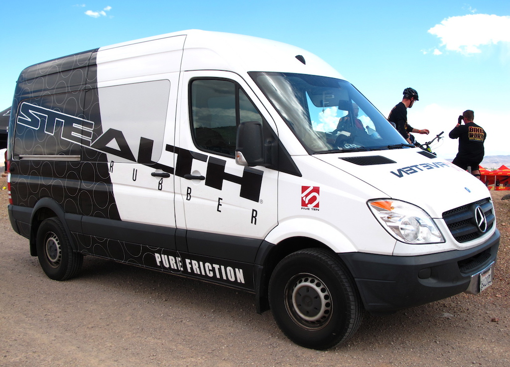 If you want to stick to your flat pedals then you d better be rocking shoes from the Five Ten van.