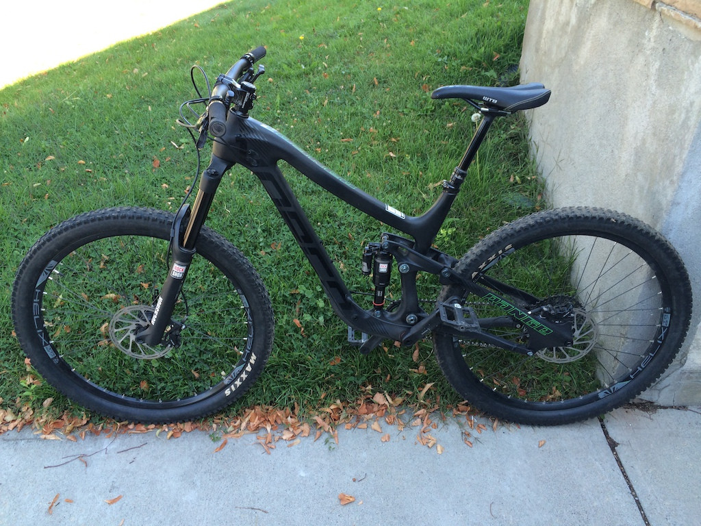2015 Norco Range 7.2 27.5 650b Medium
