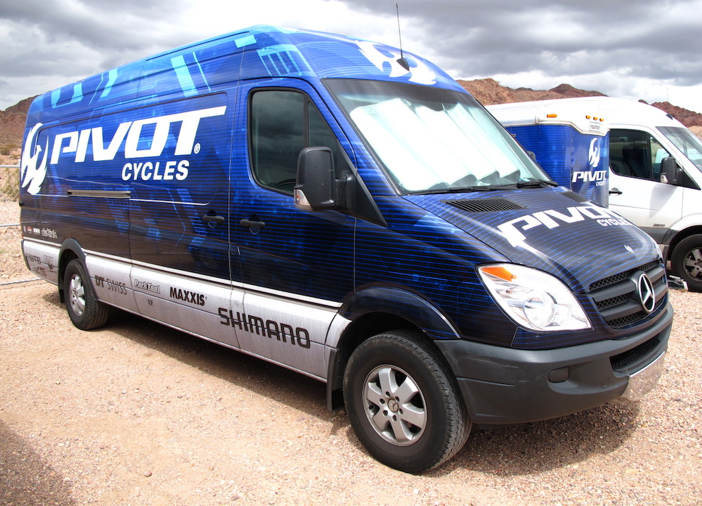 Pivot Cycles van.