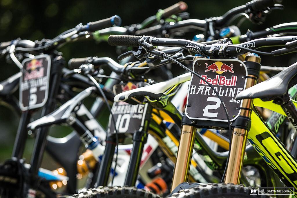 Photo Epic Red Bull Hardline 2015