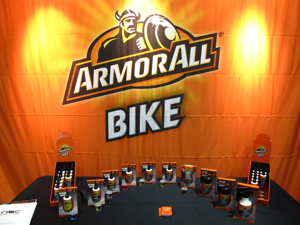 We ve got a new line up of lubes and protectants from a very familiar brand ArmorAll.