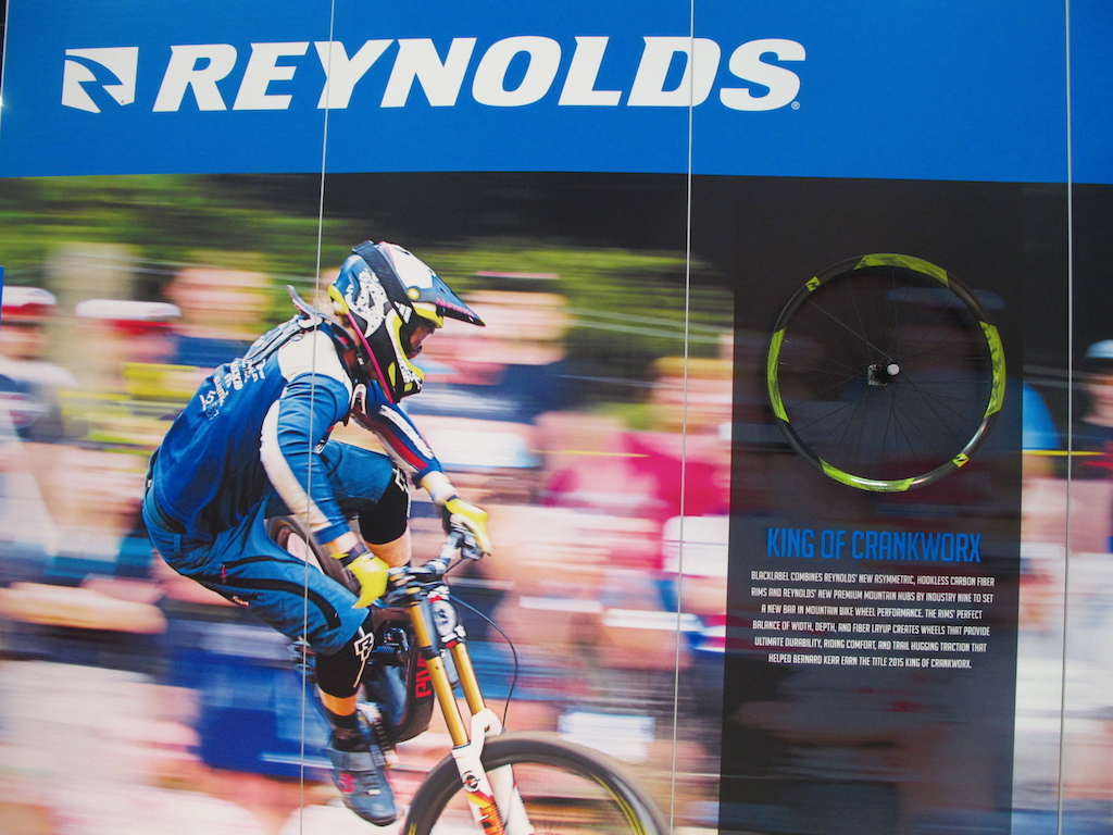 Reynolds new carbon Enduro wheel with I9 hubs is good enough for the King of Crankworx so I m betting it s good enough to you too.