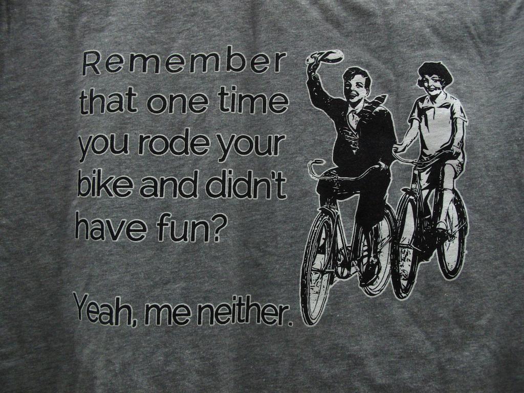 Fun shirt