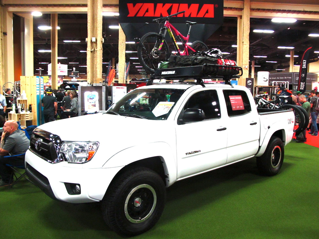 Yakima has just updated their original load bars with an aero design that will also see an increase in load bearings. The Streamline System is a trickle down from their light weight Whisper series.